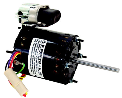 3.3 Inch Diameter Motor, 115/208-230 Volts, 1550 RPM, H.P. 1/12