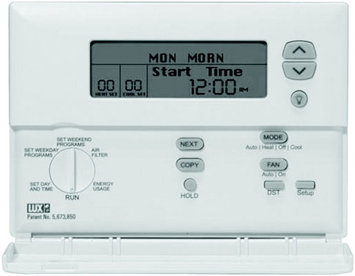 """Everything 'Stat"" Programmable Thermostat, Universal Compatibility"