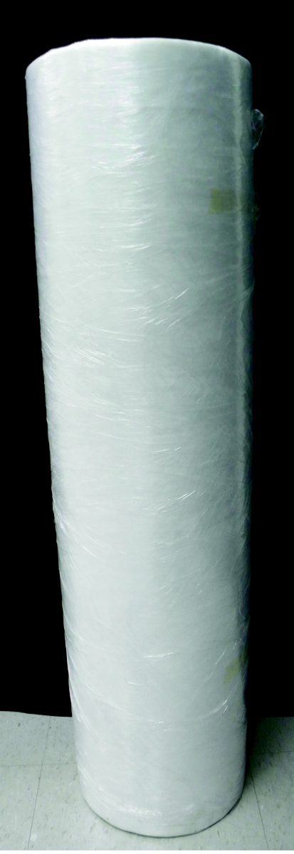 "48"" x 1500' Unipoly 60MRF, 100% Polyester Spunbond Media, Roll"