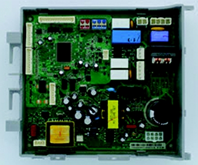 KD Navien 30011690D PCB Board, For Use With NPE Series Premium Condensing Gas Tankless Water Heater, Import