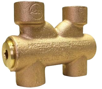 Products Ppp Pr 500 Trap Primer Valve 1 1 4 In 4 3 8 In L 1 2
