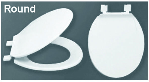 Fabulous Products White Enamel Round Wood Toilet Seats Beatyapartments Chair Design Images Beatyapartmentscom