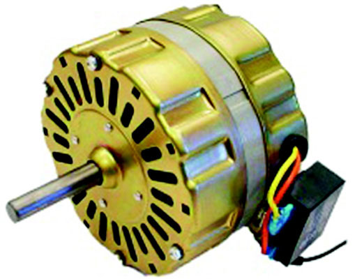 1/9 HP Replacement Power Vent Motor