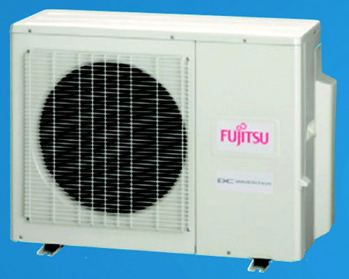 35,200/36,400 BTU/h (C/H Capacity) Multi-Zone Series Outdoor Units - 2 to 4 Zones, 208-230 Volts