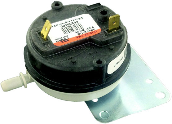 Pressure Switch for SEP90 (1), SEP100, SEP115 (2-5) Unit Heaters