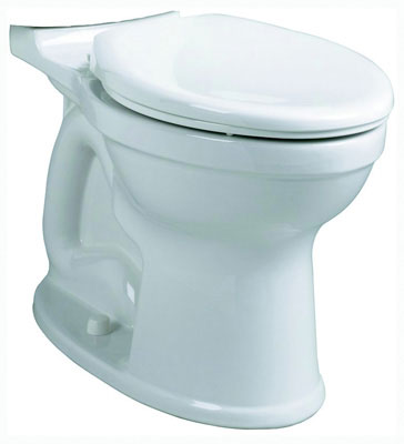 Champion PRO Right Height Elongated 1.28 gpf Toilet, Bowl, Linen