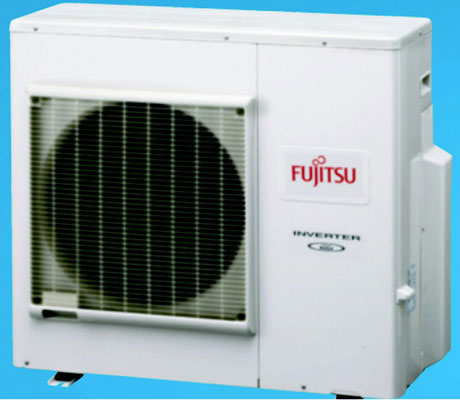18,000/22,000 BTU/h XLTH Series Outdoor Units - 2 to 3 Zones, Extra Low Temperature Heating Series Mini-Split Heat Pump