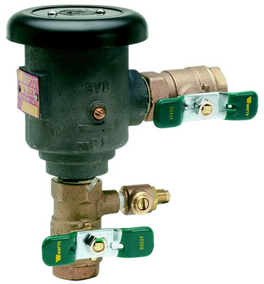 reducing valves & check valves