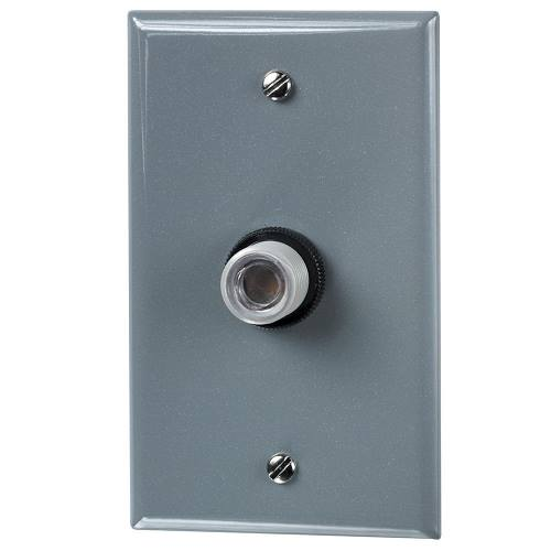 "120 V 50/60 Hz. 1800 Watt ""T"" w/ NEMA 3R Wall Plate Fixed Mtg"