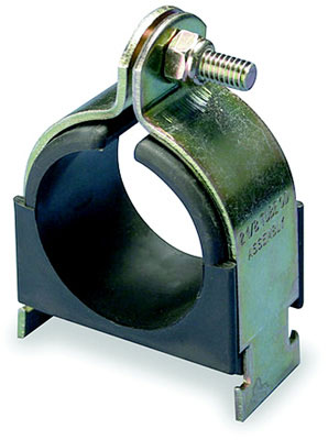 "3/8"" O.D. Cushion Clamp For Tubing"
