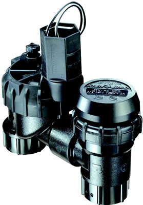 "1"" Anti-Siphon Jar Top Sprinkler Valve, 0.2 to 30 gpm Flow Range"