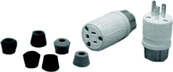 15A Power-Pak Plug and Connector Kit