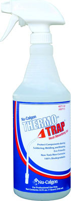 Thermotrap Heat Absorbing Paste, 11 Ounce Tube