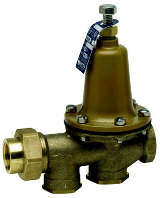 "1"" Lead Free Water Pressure Reducing Valve, 300 PSI Max Working Pressure"