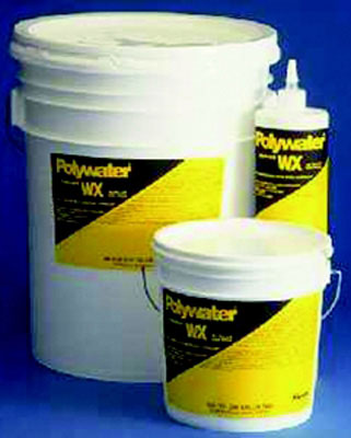 1 Gallon Light Yellow Wax Base Cable Pulling Lubricant