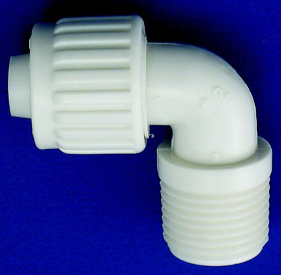 "1/2"" Pex x 1/2"" MPT Male Elbow"