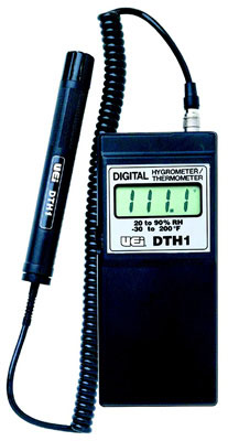 Temperature & Humidity Tester