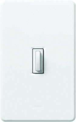 Single Pole Aviena Switch White