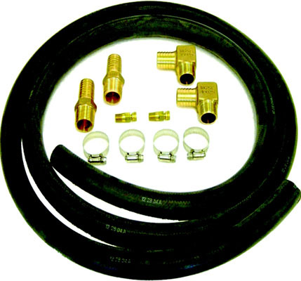 "1"" x 12' Closed Loop Hose Kit"