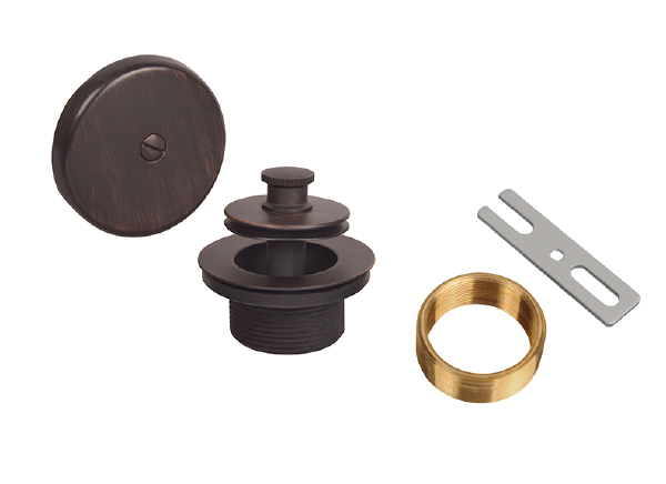 AB&A Complete Finish Kit, Oil Rubbed Bronze - Retail Carded.