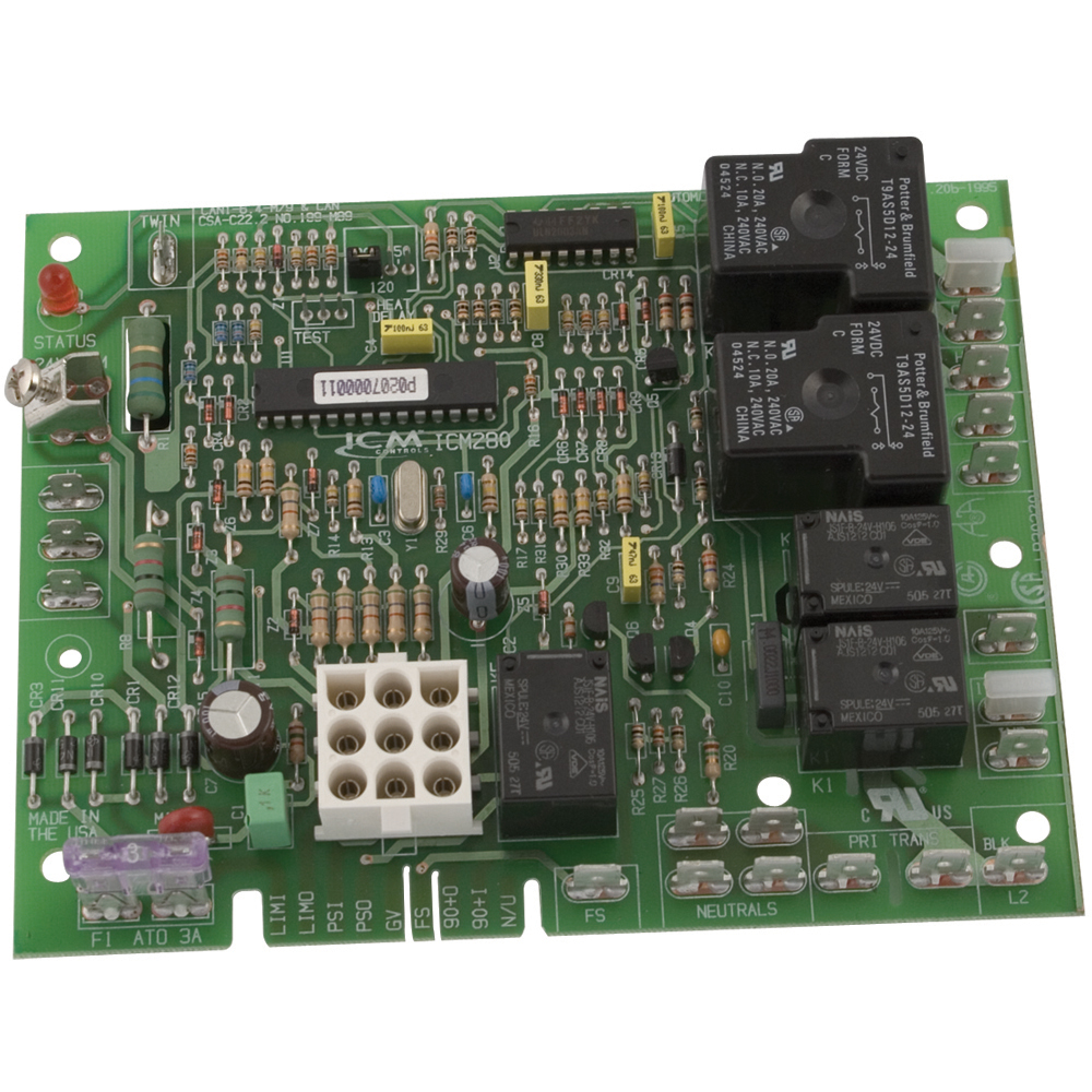 Goodman Replacement Furnace Control Board