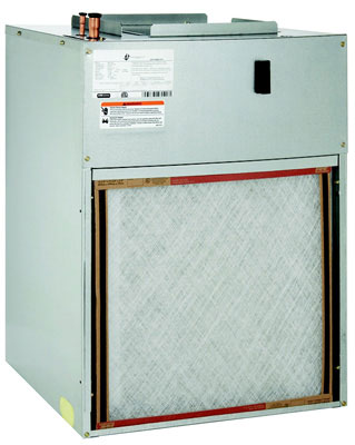 2 Ton Compact Wall Mount Air Handler, 7.5 KW, 800 CFM