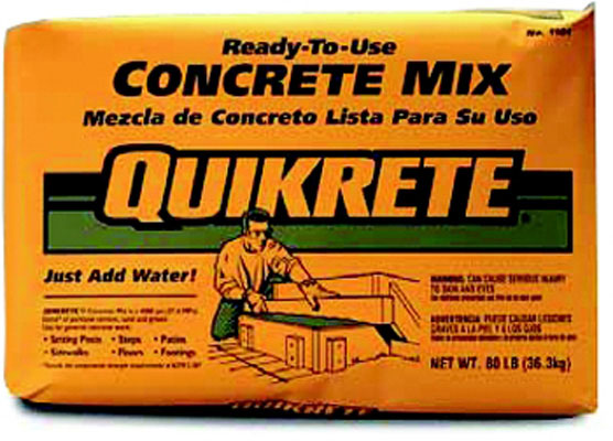 10 Lb. Quikrete Concrete Mix