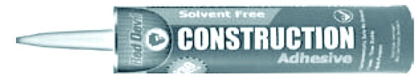 10.5 oz. Multi Pupose Solvent Free Construction Adhesive