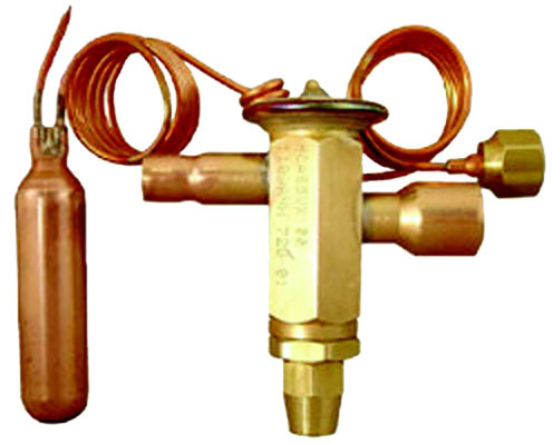 "3/8"" x 1/2"" ODF HCAE-3-VX100 Thermal Expansion Valve Kits for Heat Pumps and Air Conditioning, 1-1/2 to 3 Tons"