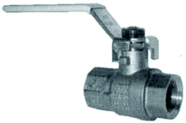 "1"" Long Handle Gas Ball Valve"