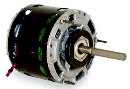 Blower Motor 1/3HP, 1075 RPM, 115/60/1 Voltage with Mount
