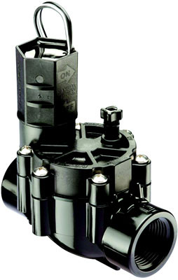 "1"" FPT Inline Irrigation Valve, 0.2 to 40 gpm Flow Range"