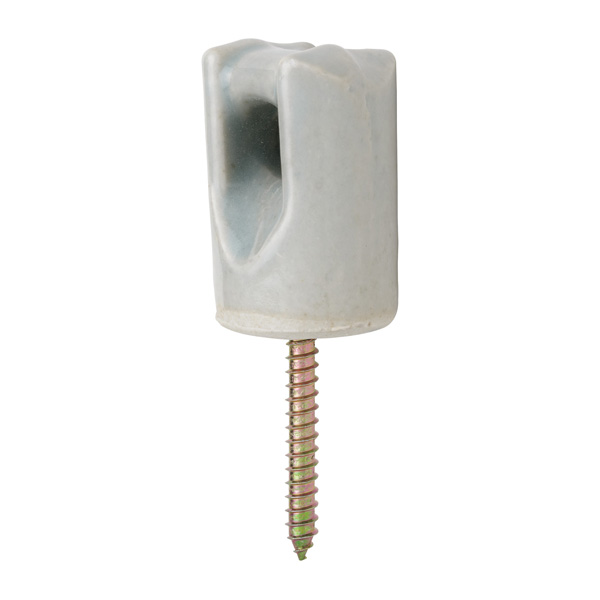 Madison Electric NMLQ-1100 Straight Non-Metallic Liquidtight Connector, 1 in Trade, Nylon