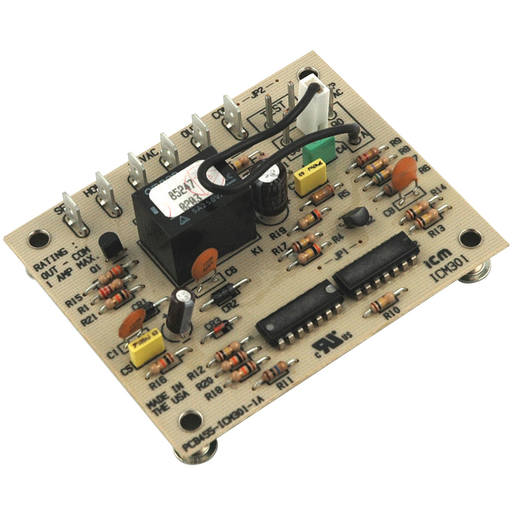 Goettl, Rheem Replacement Defrost Control Board