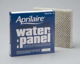 The Aprilaire water panel #10 fits Aprilaire Humidifier 500, 500A, 500M, 550, 550A, 558, 110 and 220.