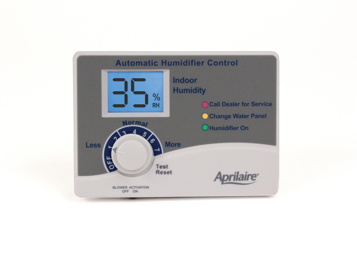 Aprilaire 60 Automatic Humidistat Controller