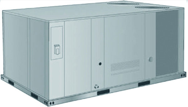 12.5 Ton 460V 3PH Gas/Electric Packaged Units