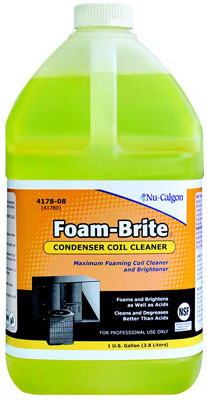 Foam-Brite Coil Cleaner, 1 Gallon Bottle