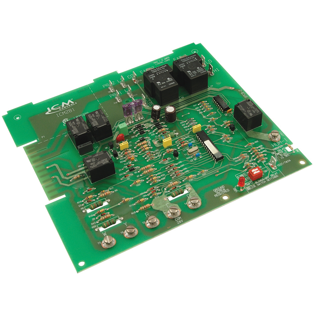 Carrier Replacement Furnace Control Board