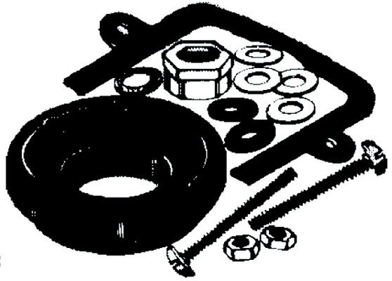 American Standard Tank-to-Bowl Gasket Kit