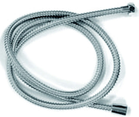 "Nickel 72"" Hose for Hand Held"