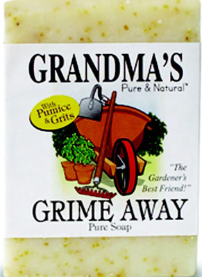 GRANDMA'S Grime Away, 4.0 oz. Bar