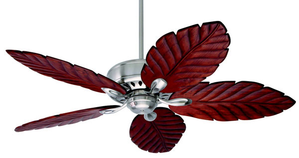 Avant ECO Ceiling Fan, Brushed Steel, Blades Sold Separately