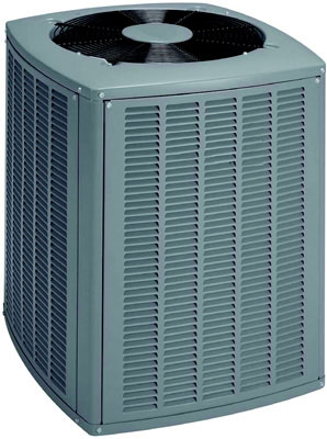 16 SEER High-Efficiency Two-Stage Heat Pump, 230/60/1 Voltage, Nominal Capacity 24,000 Btuh