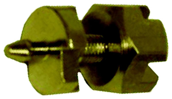 Malco HC1B Pivot Pin Set, For Use With Model HC1 Hole Cutter