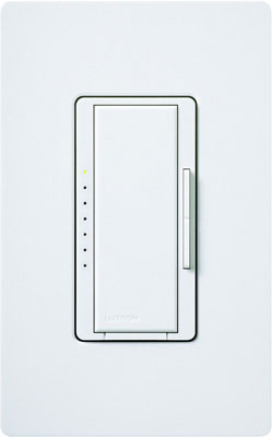 600W White Multi-location Dimmer Switch