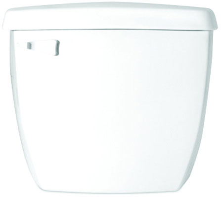 Saniplus Toilet Tank, Insulated Tank with Fill and Flush Valves