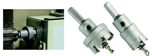 "1-1/2"" Carbide Tipped Hole Cutter"