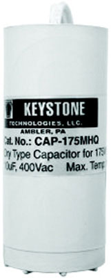 175 Watt Metal Halide Capacitor, 10MFD, 400 VAC