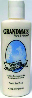 GRANDMA'S Winter Hand Soother, 4.1 oz.